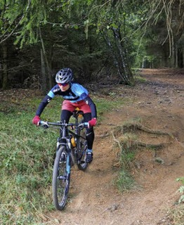 Auf den Spuren von Mountainbike-Olympiasiegerin Sabine Spitz durch den Hotzenwald - Badische Zeitung TICKET