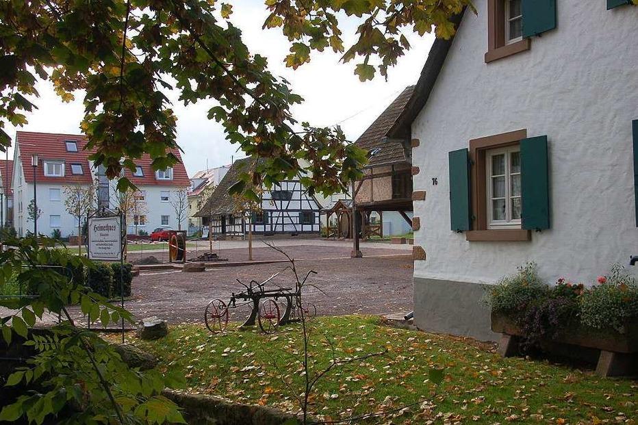 Festplatz am Heimethues - Denzlingen