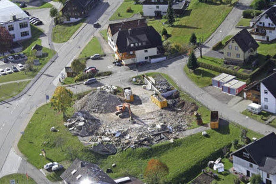 Gasthaus zum Kreuz (geschlossen) - Eisenbach (Hochschwarzwald)