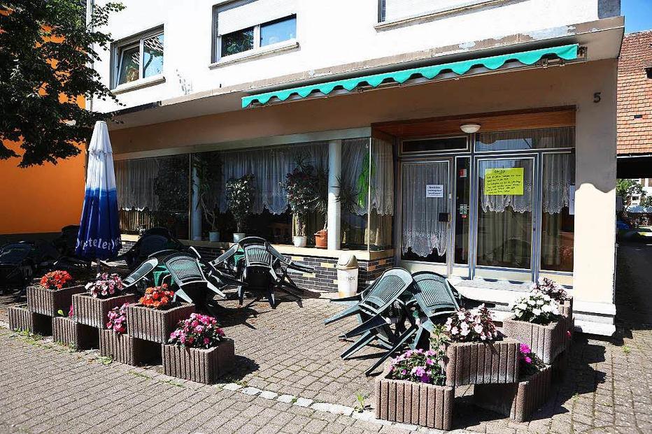 Café Olympia (Oberschopfheim) - Friesenheim