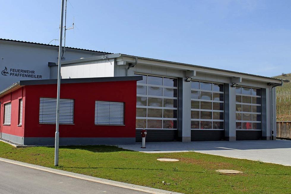 Feuerwehrgerätehaus - Pfaffenweiler