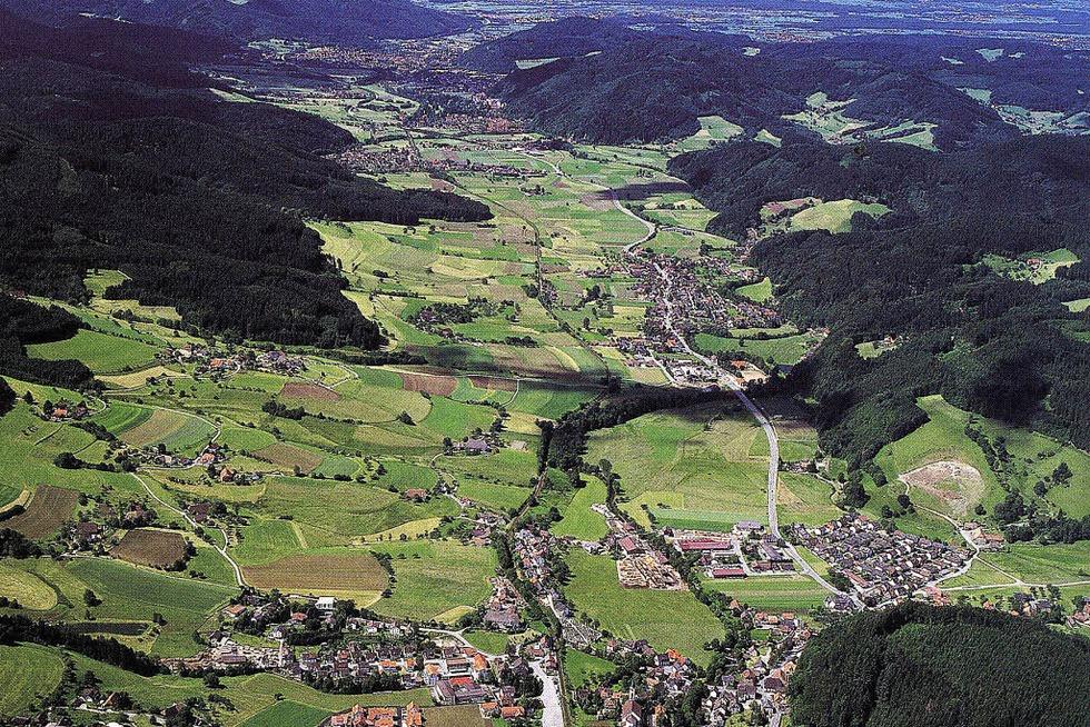 Ortsteil Oberwinden - Winden im Elztal