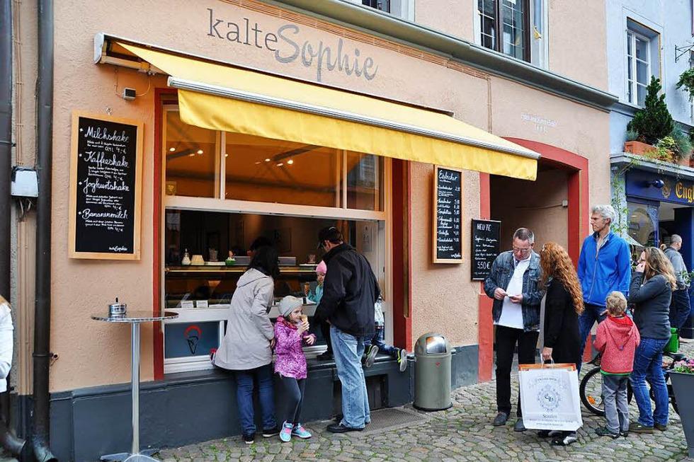 Kalte Sophie - Staufen
