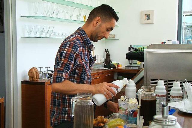 Eiscafé Limette