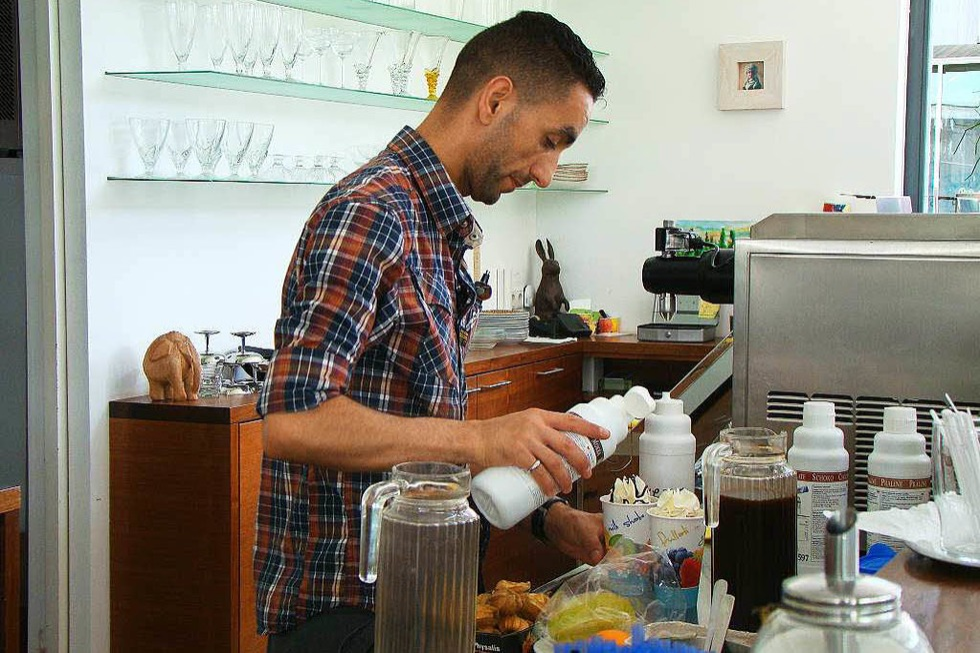 Eiscafé Limette - Freiburg