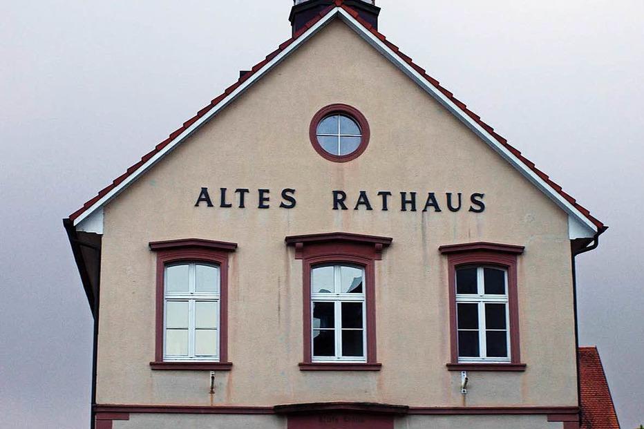 Galerie Altes Rathaus (geschlossen) - Inzlingen