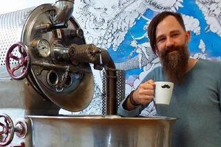 Räuber Kaffee