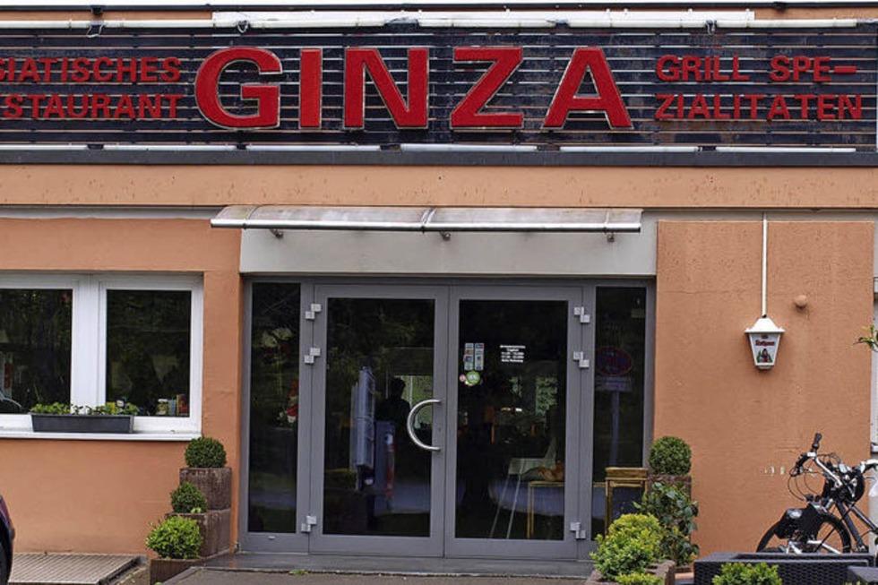 Restaurant Ginza (Grütt) - Lörrach