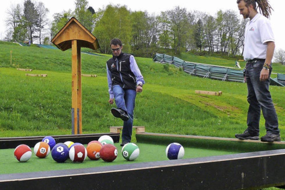Spaß-Park Hochschwarzwald - Schluchsee