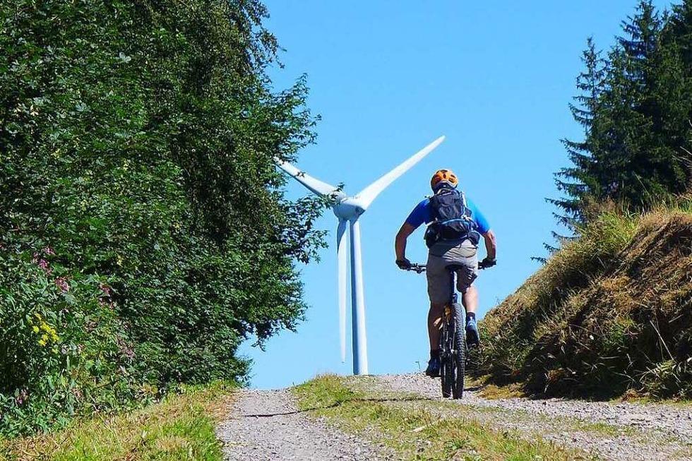 Mit dem Mountainbike rund um den Rohrhardsberg - Badische Zeitung TICKET