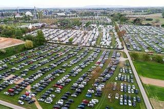 Europa-Park und Rust plagen Parkplatznot und Verkehrsprobleme