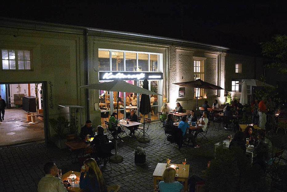 Kulturzentrum Kesselhaus - Weil am Rhein