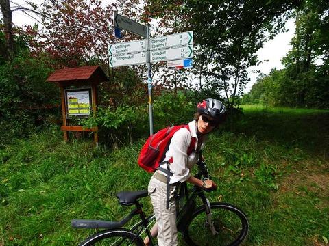 Mit dem Rad durch Rottweil: Burgen am oberen Neckar - Badische Zeitung TICKET