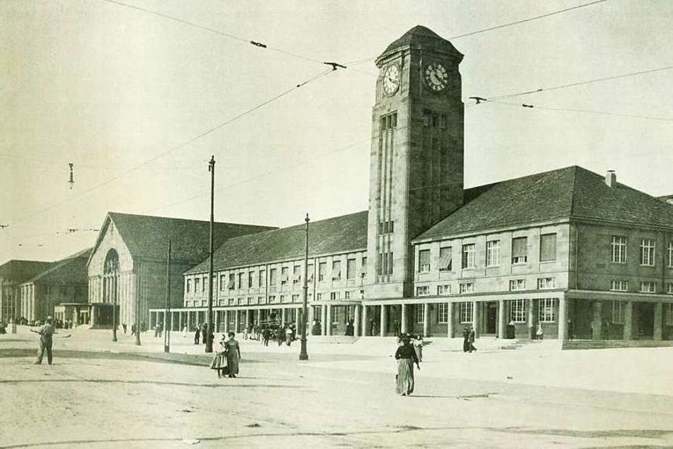 Badischer Bahnhof - Basel