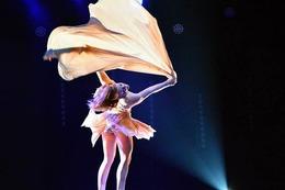 Fotos: Nachwuchsartisten beim Circusfestival Young Stage in Basel