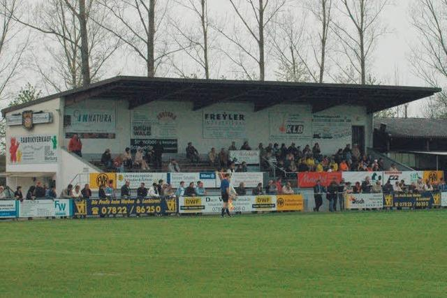 Sportplatz Stockfeldstadion