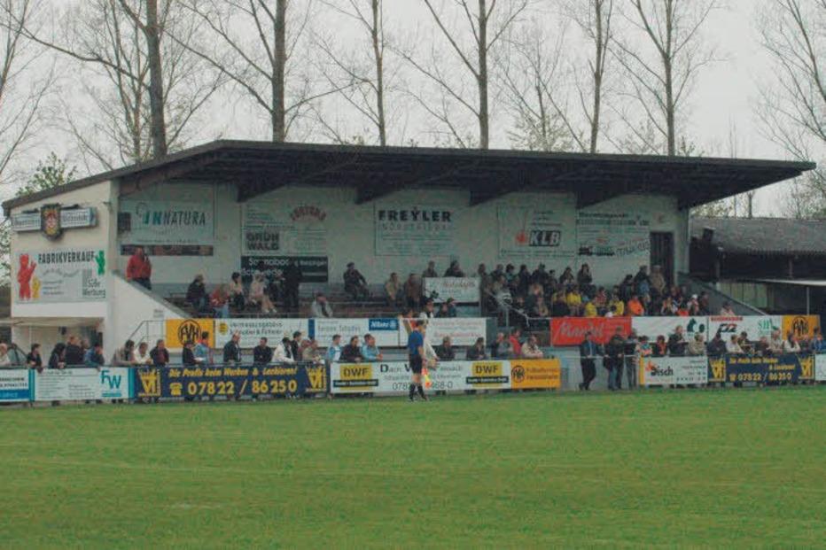 Sportplatz Stockfeldstadion - Herbolzheim