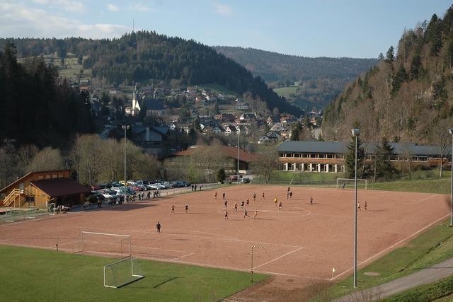 Sportplatz SV Todtmoos
