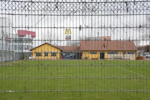 Sportplatz FC Friedlingen