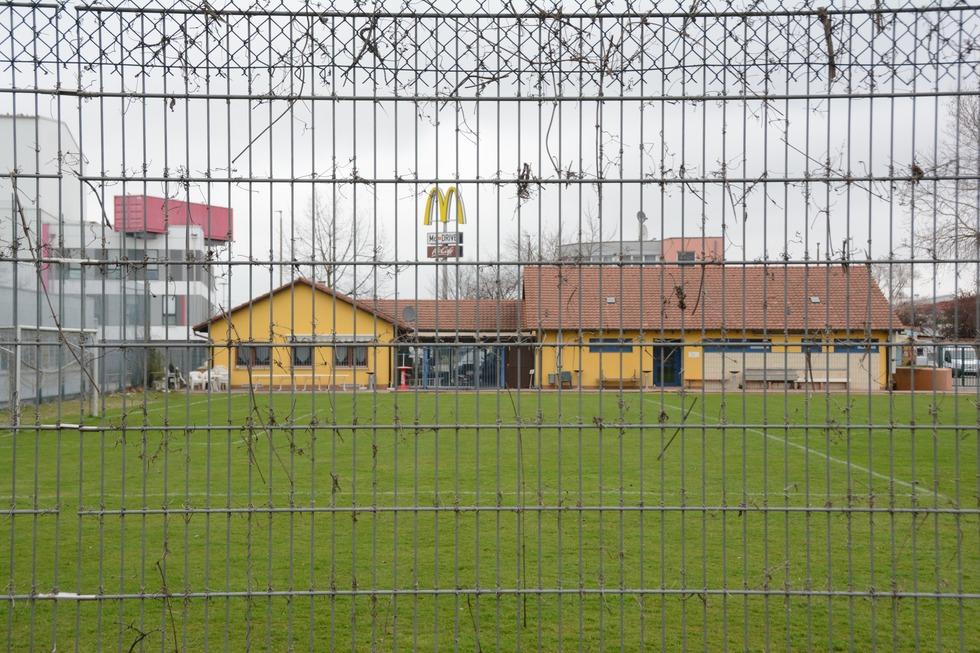 Sportplatz FC Friedlingen - Weil am Rhein