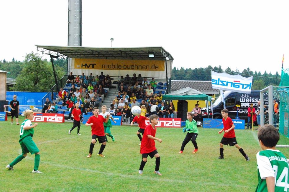 Sportplatz SV Schwörstadt - Schwörstadt