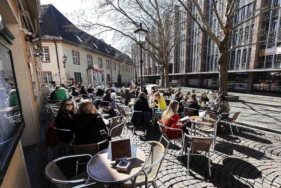 Café Aspekt (geschlossen) - Freiburg