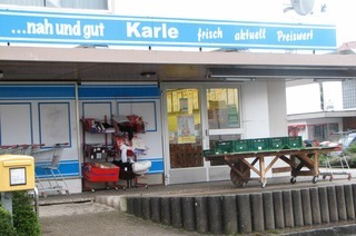 Lebensmittelmarkt Karle (geschlossen)