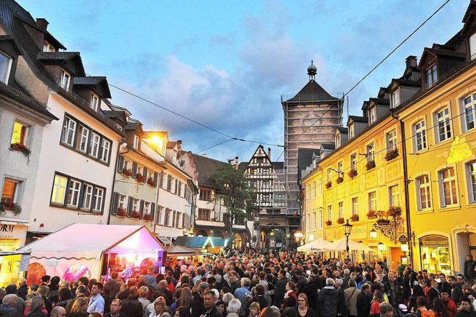 Obere Altstadt - Freiburg