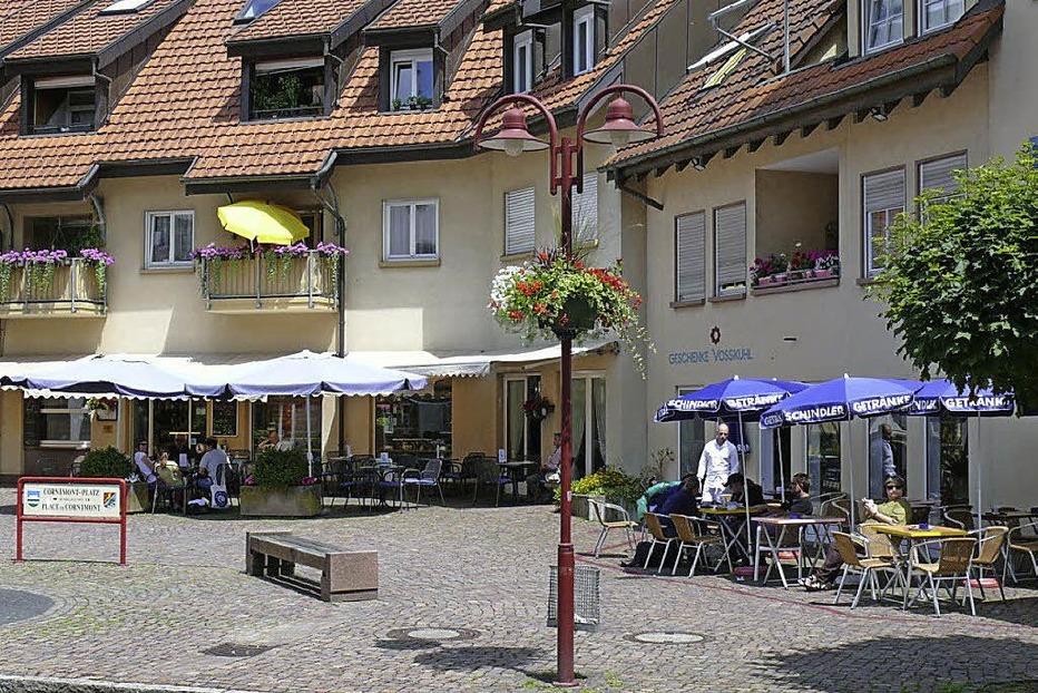 Café & Konditorei Stortz - Steinen