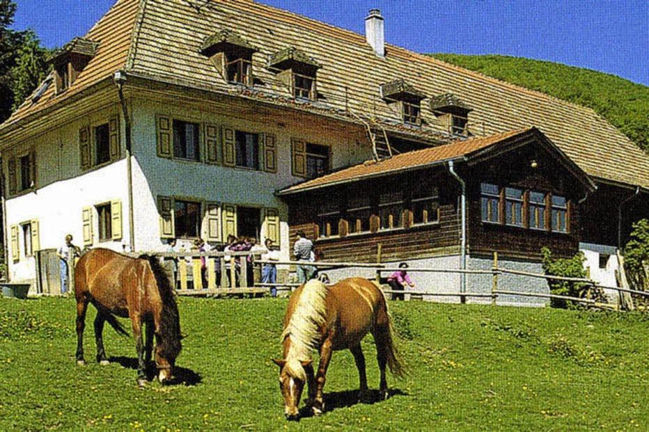 Jugendherberge Platzhof - Kandern
