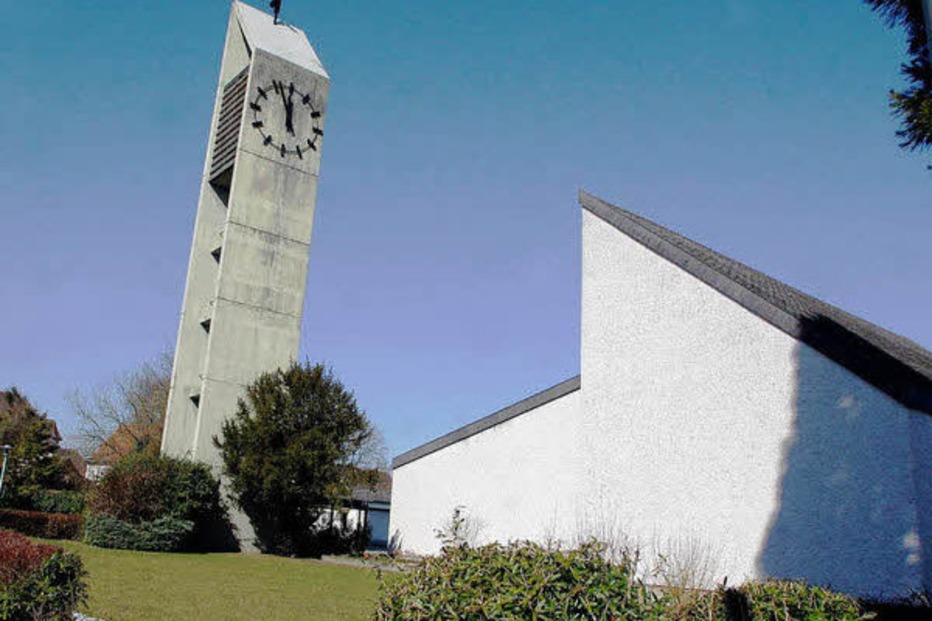 Ev. Kirche (Ottenheim) - Schwanau