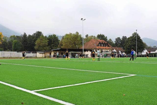 Sportplatz Kollnau
