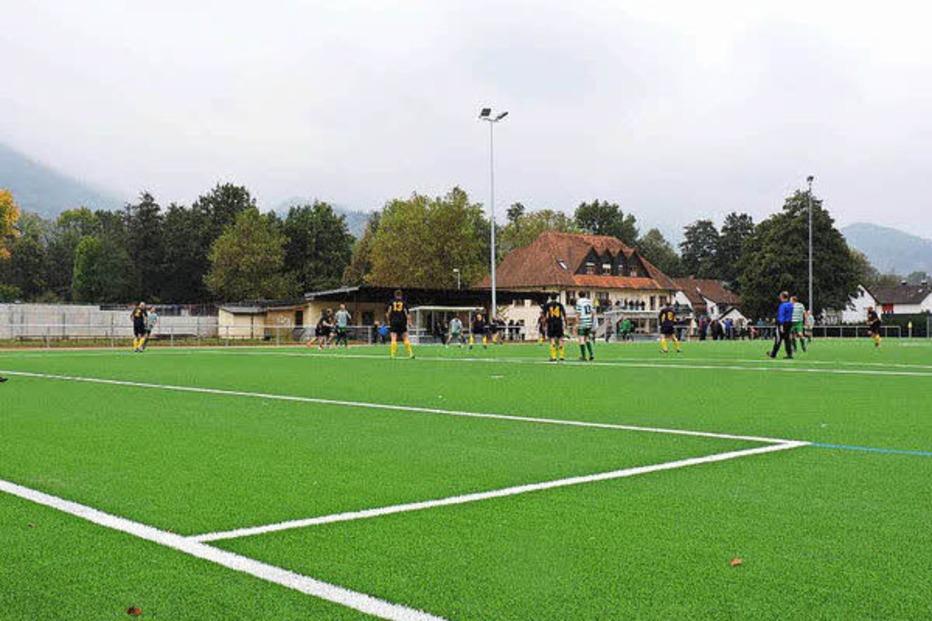 Sportplatz Kollnau - Waldkirch