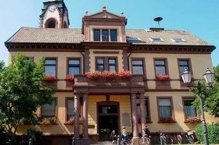 Rathaus Kollnau