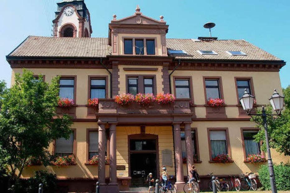 Rathaus Kollnau - Waldkirch