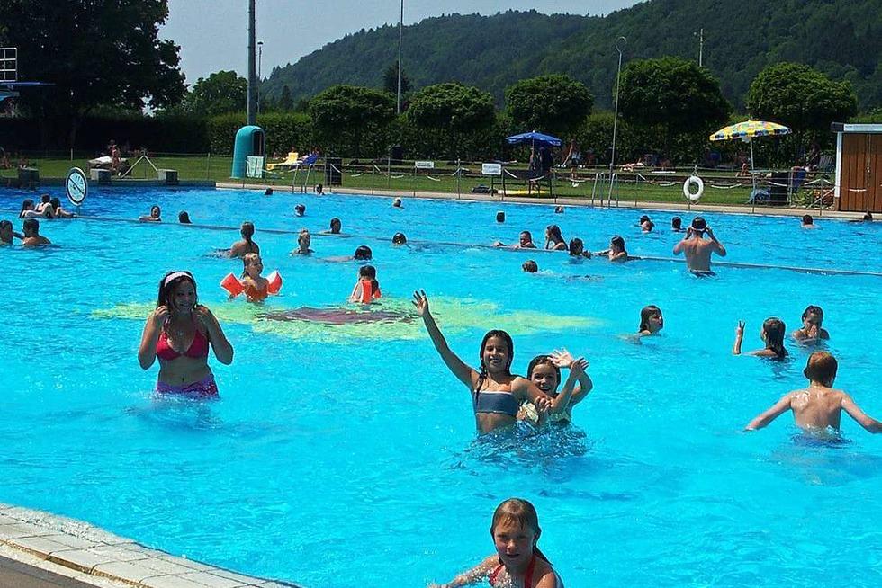 Schwimmbad - Schopfheim