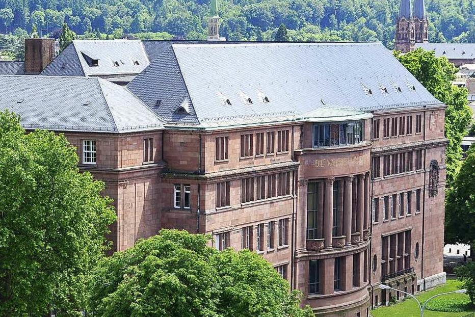 Universität, KG I, Hörsaal 1015 - Freiburg