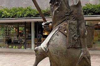 Skulpturenführung in Waldshut