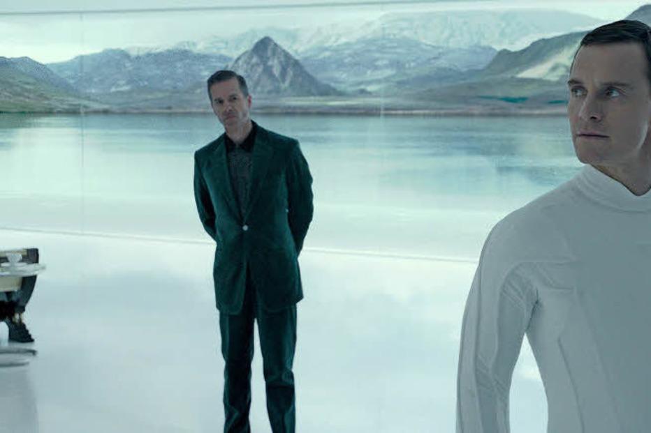 """Regisseur Ridley Scott über seinen neuen Science-Fiction-Film """"Alien: Covenant"""" - Badische Zeitung TICKET"""
