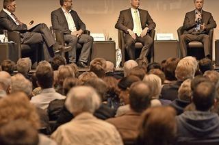Bürgermeisterwahl in Denzlingen: Diskutieren Sie mit!