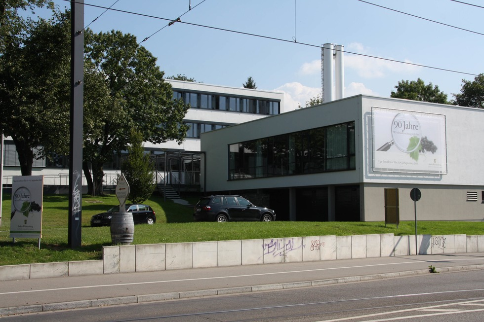 Staatliches Weinbauinstitut - Freiburg