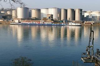 Hafen Birsfelden