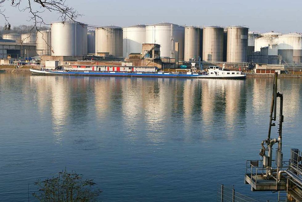 Hafen - Birsfelden