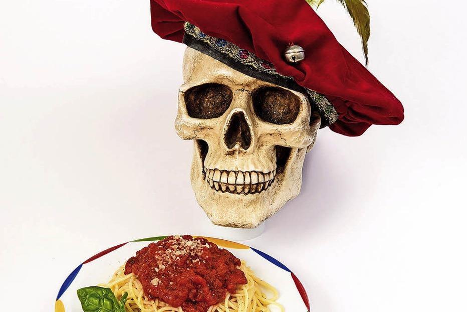 Hamlet stirbt ... und geht danach Spaghertti essen im Ali-Theater Tiengen - Badische Zeitung TICKET