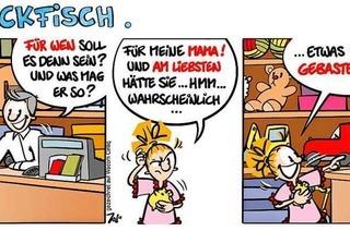 Lucy Backfisch: Geschenk kaufen?