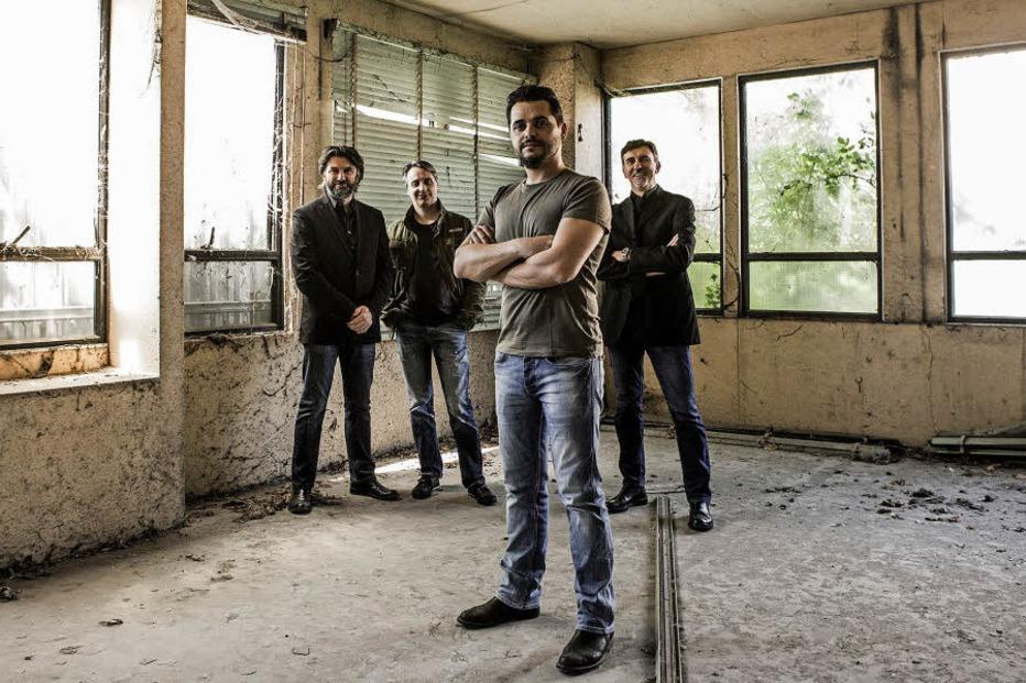 Riccardo Grosso und RG Band (Italien) in Müllheim - Badische Zeitung TICKET