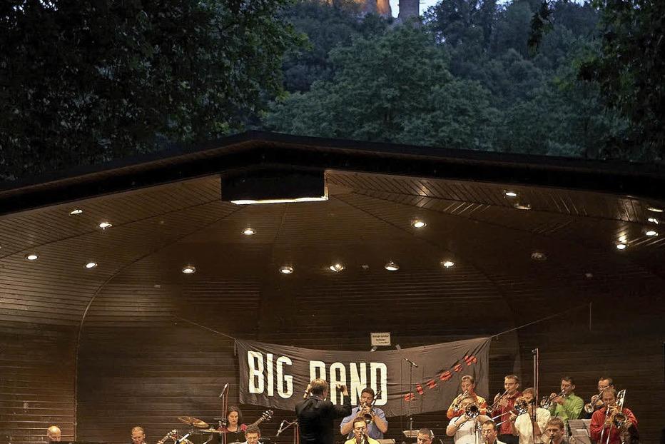 Big Band Elzach und The Big Sick Band in Waldkirch - Badische Zeitung TICKET