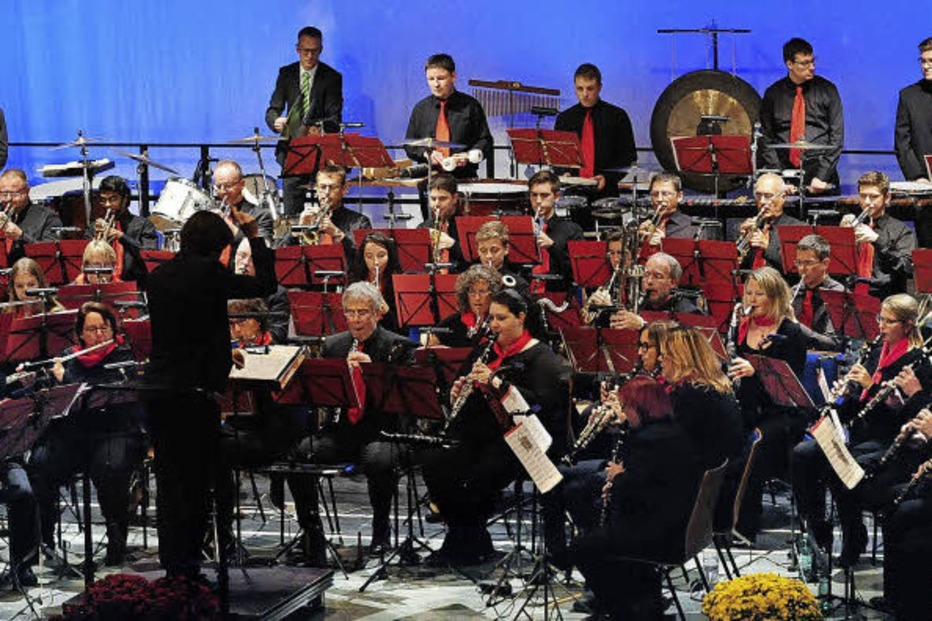 Doppelkonzert in der Stadthalle Lahr - Badische Zeitung TICKET