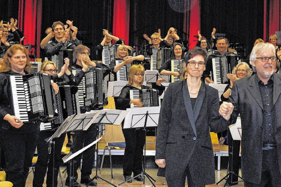 Akkordeon-Orchester in Tiengen - Badische Zeitung TICKET