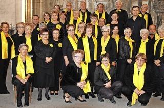 Französische Chor Serenata, Kammerchor und Sängervereinigung Müllheim in Müllheim